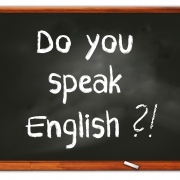 Do you speak English?!