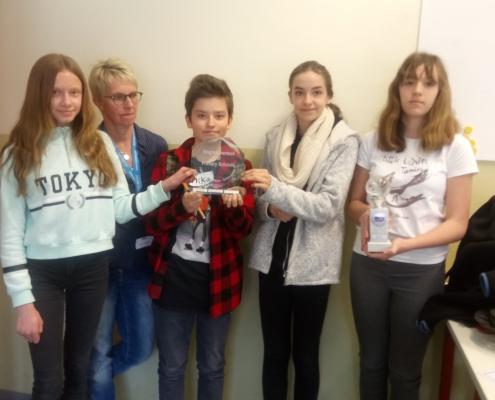 Schulsieger Grundschule Am Wasserturm Dallgow