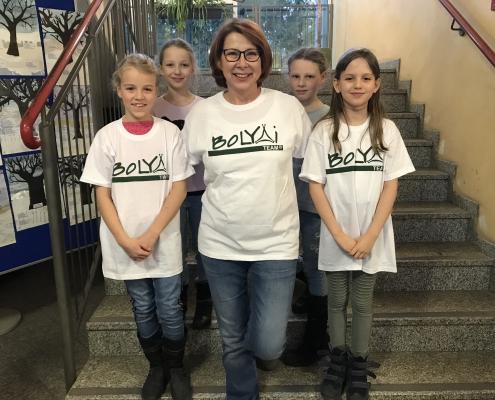 Bolyai Team Knobelgirls