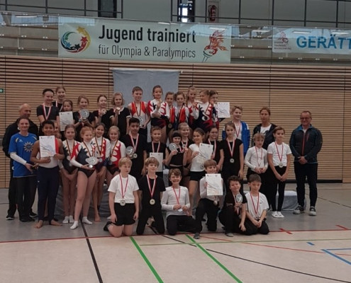 Regio-Finale Jugend trainiert für Olympia und Paralympics